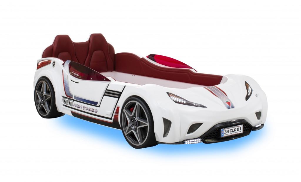 Cilek 'GTI' Autobett ohne Funktion Bild 1
