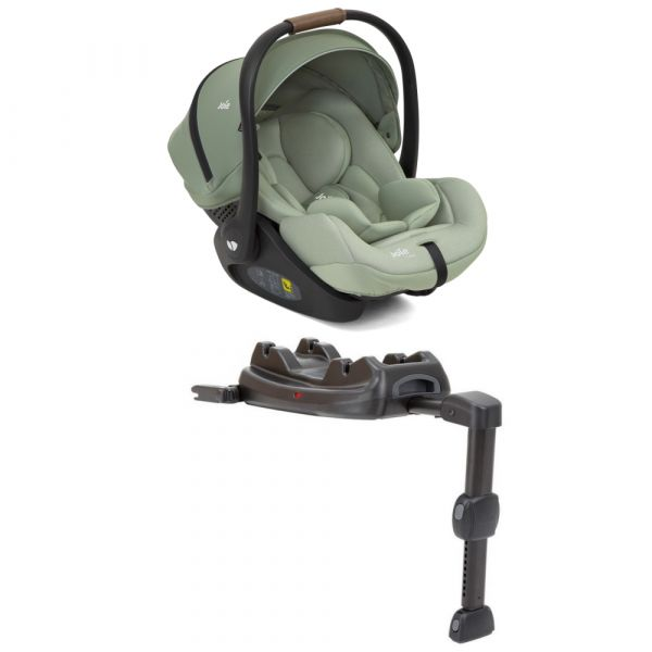 Joie 'i-Level' Babyschale 2020 Laurel, inkl. i-Base LX (Gruppe 0+) Bild 1
