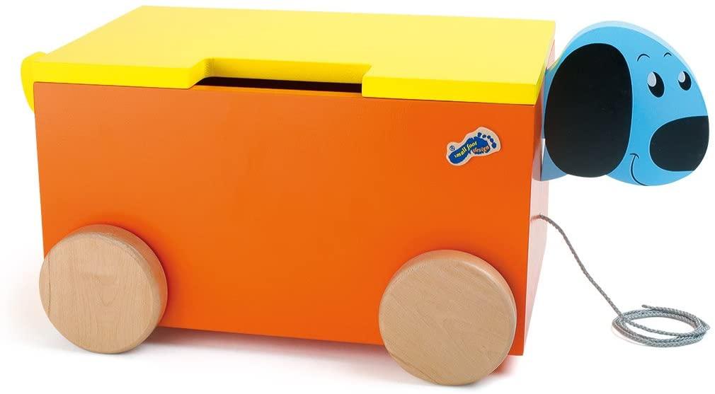 Small Foot 1213 Spielzeugkiste Spielbox Hund Bild 1