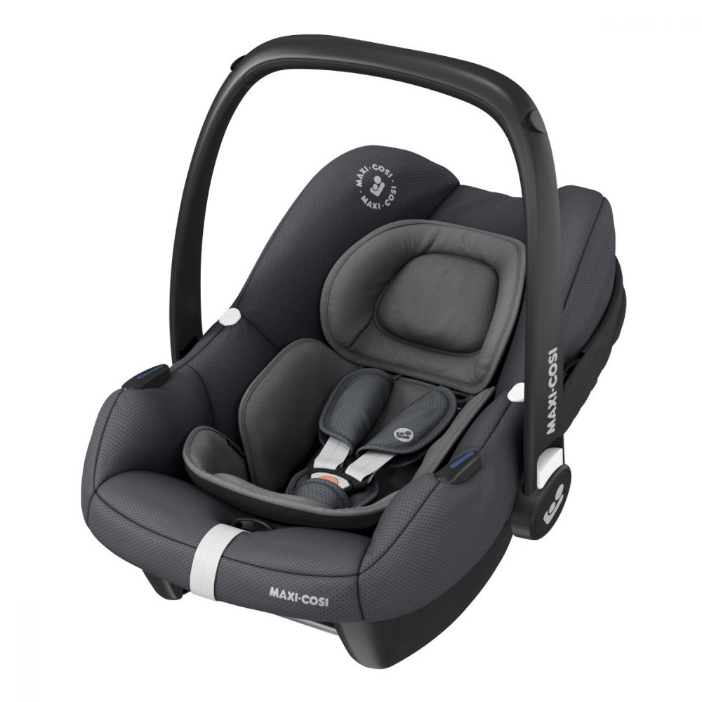Maxi Cosi Babyschale Tinca i-Size Essential Graphite 0-12 kg (i-Size 45 bis 75 cm) Bild 1