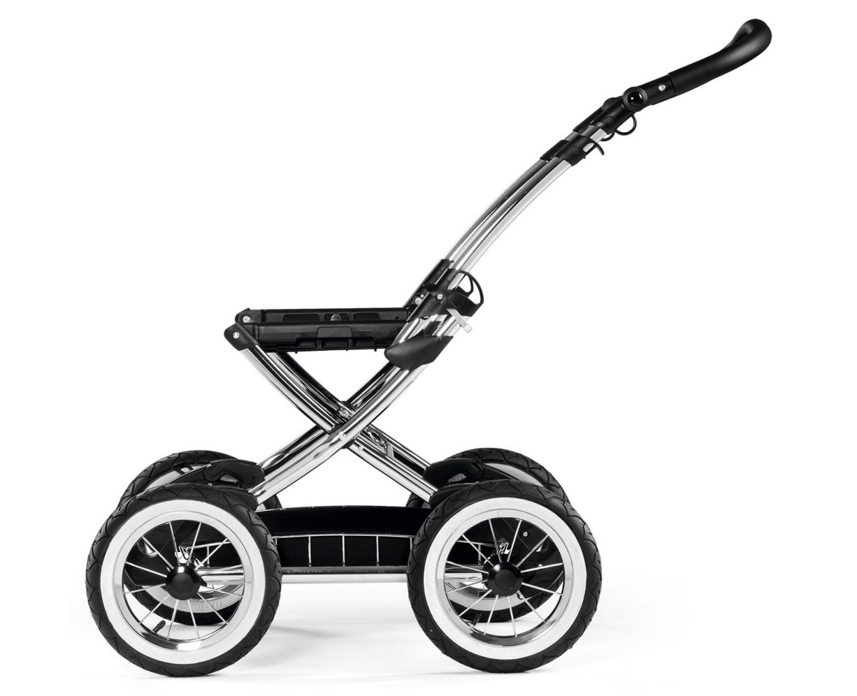 Peg Perego Kinderwagengestell Classico Chrom Bild 1
