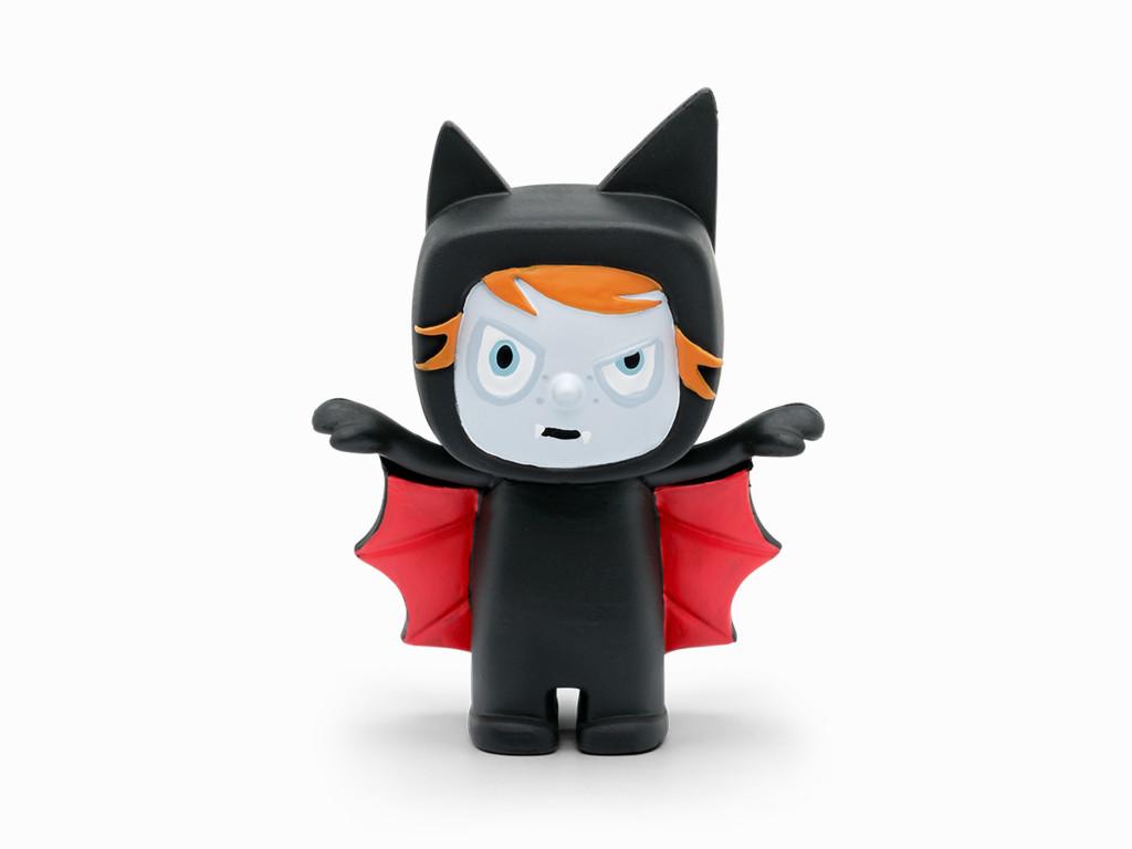 tonies Hörfiguren für Toniebox - Kreativ Vampir - ca. 90 Minuten Speicher für Deine Musik, Geschichten, Hörbücher und Eigene Audiodateien - DEUTSCH Bild 1