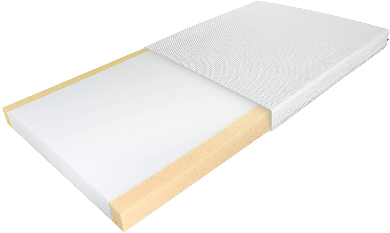 AM Qualitätsmatratzen Babymatratze - 60x120 cm Bild 1