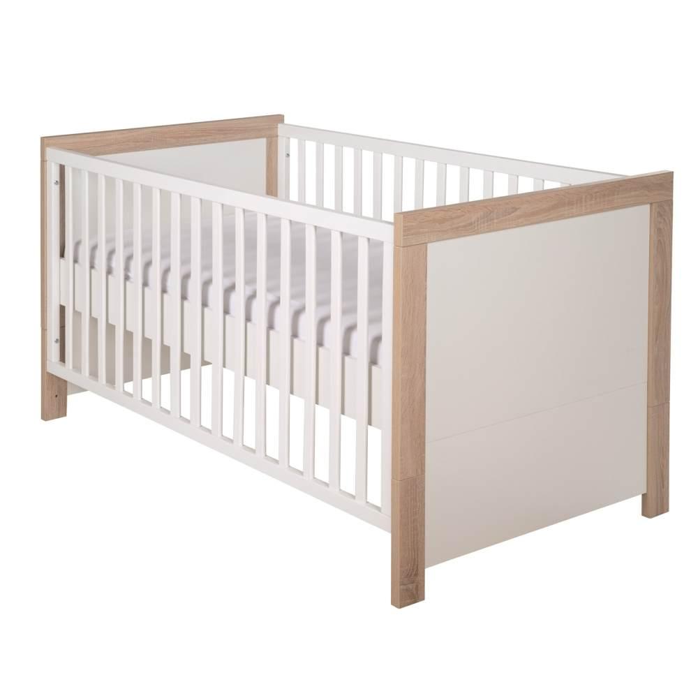 Roba 'Leni 2' Kombi-Kinderbett weiß Bild 1