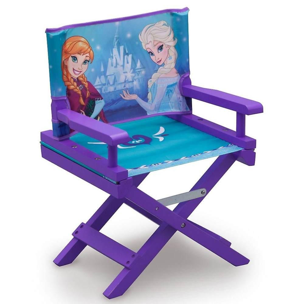 Delta Children 'Die Eiskönigin' Kinderklappstuhl lila Bild 1