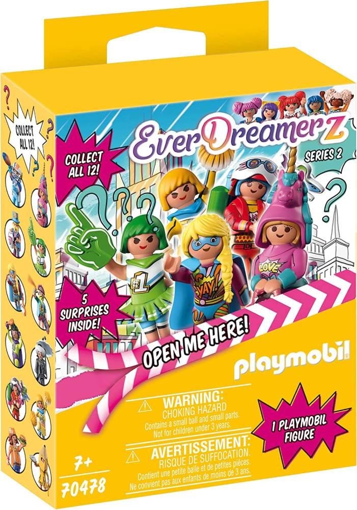 Playmobil EverDreamerz 70478 'Überraschungsbox - Comic World', 1 Figur, ab 7 Jahren Bild 1