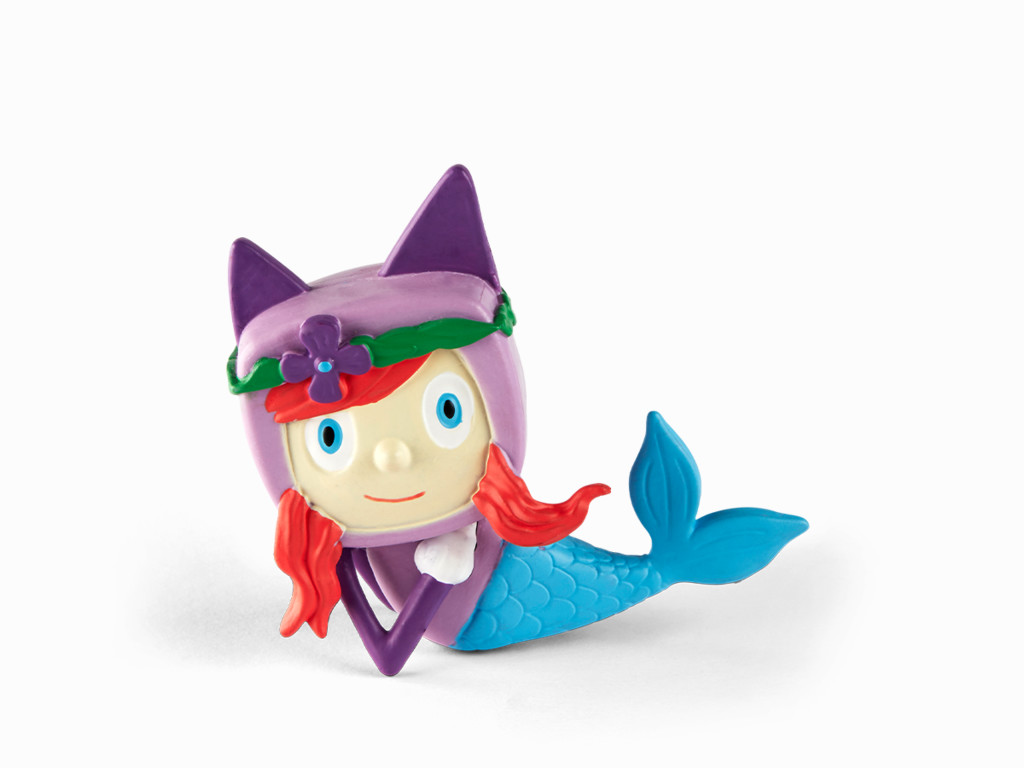 tonies Hörfiguren für Toniebox - Kreativ Meerjungfrau - ca. 90 Minuten Speicher für Deine Musik, Geschichten, Hörbücher und Eigene Audiodateien - DEUTSCH Bild 1
