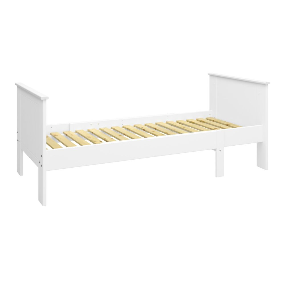 STEENS ALBA Kinderbett mitwachsend 80x 140 / 170 / 200 cm inkl. Matratze Bild 1