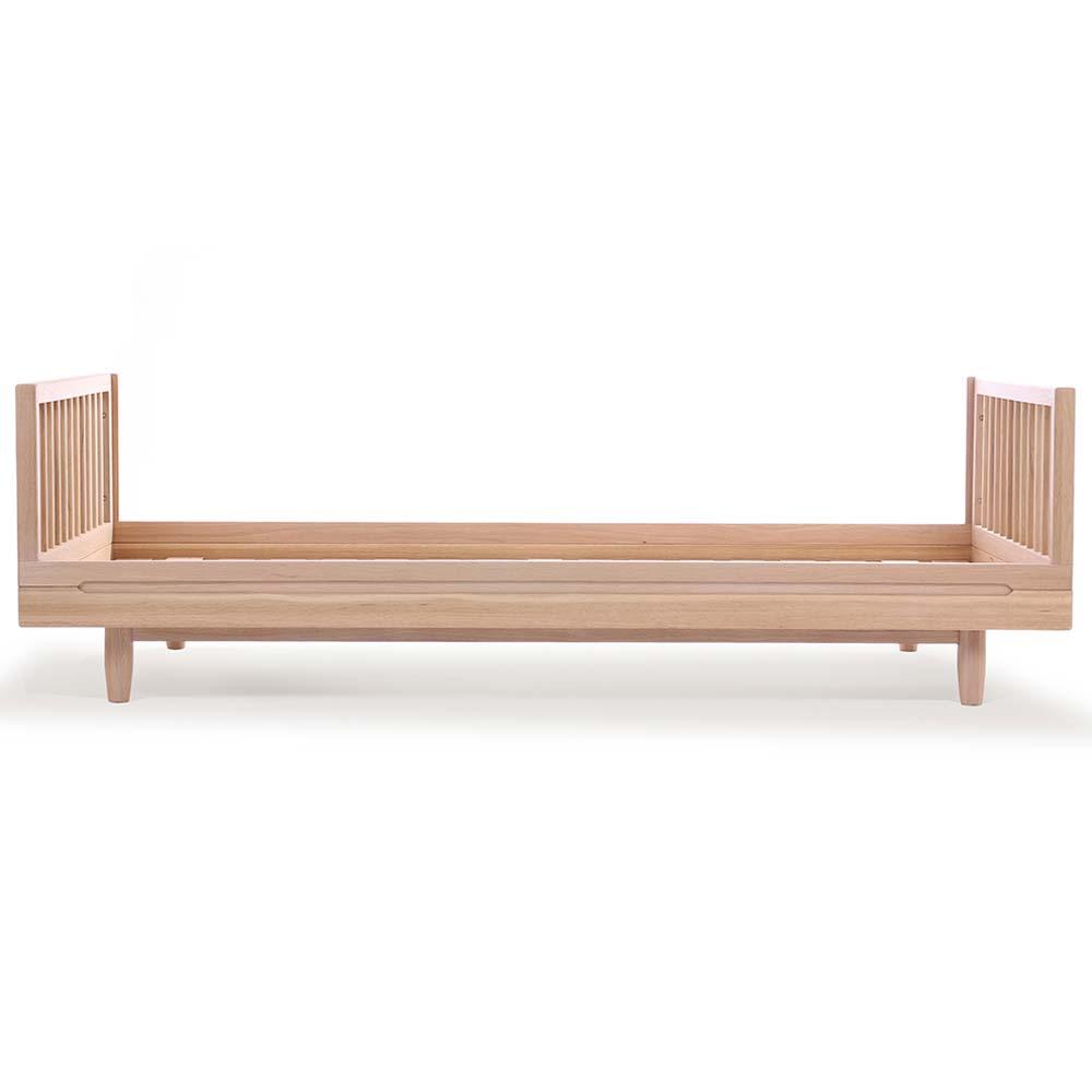 Nobodinoz 'Pure' Einzelbett 90 x 200 cm Eiche Bild 1