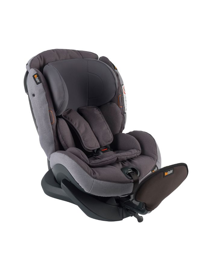 BeSafe Kindersitz iZi Plus X1 Metallic Mélange Bild 1