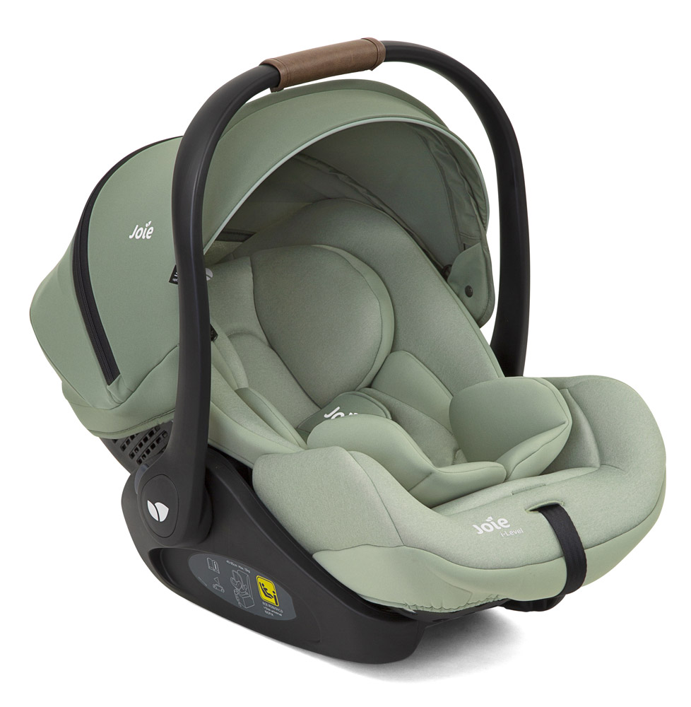 Joie 'i-Level' Babyschale 2020 Laurel 0 bis 13 kg (Gruppe 0+), inkl. i-Base LX Bild 1