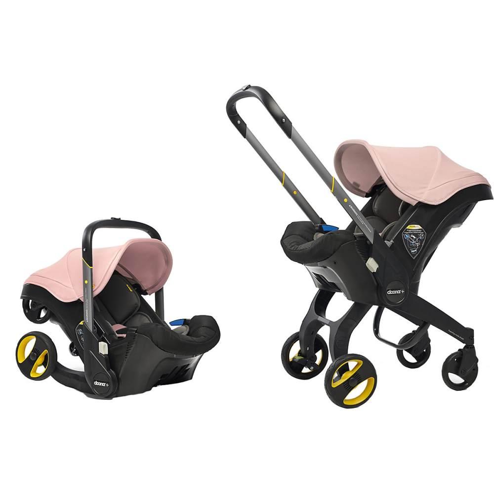 Doona 'Doona+' Babyschale 2019 Blush Pink, 0-13 kg (Gruppe 0+) Bild 1