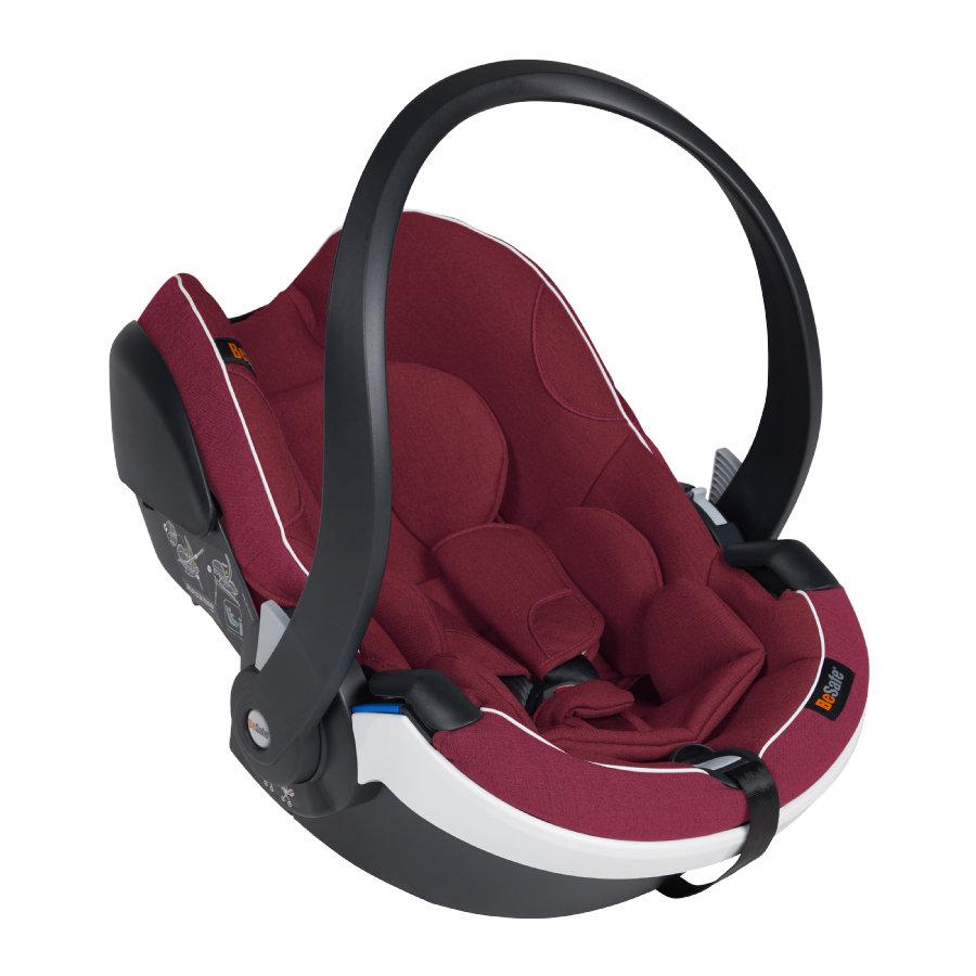 BeSafe Babyschale iZi Go Modular X1 -Size Burgundy Melange Bild 1