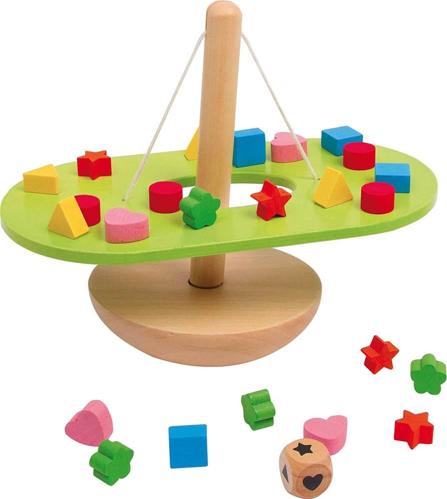 Small Foot 3360 Geschicklichkeitsspiel Balancierwippe Bild 1
