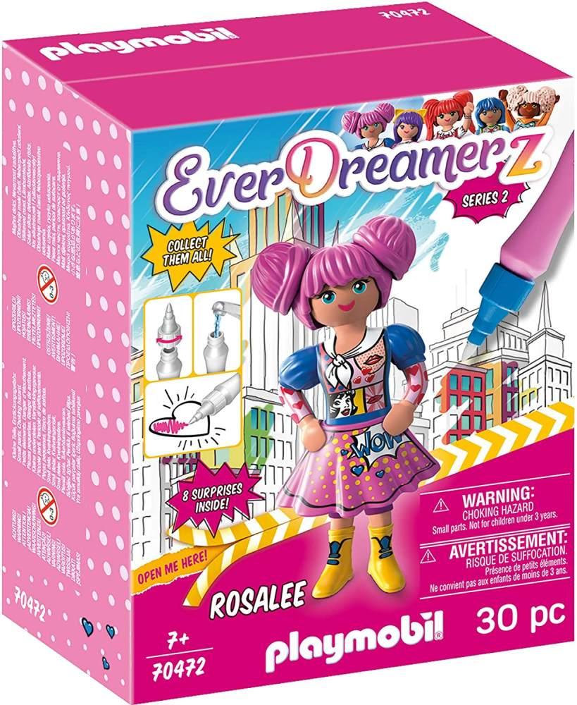 Playmobil EverDreamerz 70472 'Rosalee Comic World', 30 Teile, ab 7 Jahren Bild 1