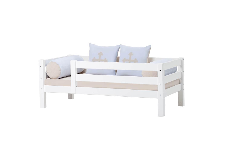 Hoppekids 'Premium' Einzelbett inkl. Absturzschutz, 70x160cm Bild 1