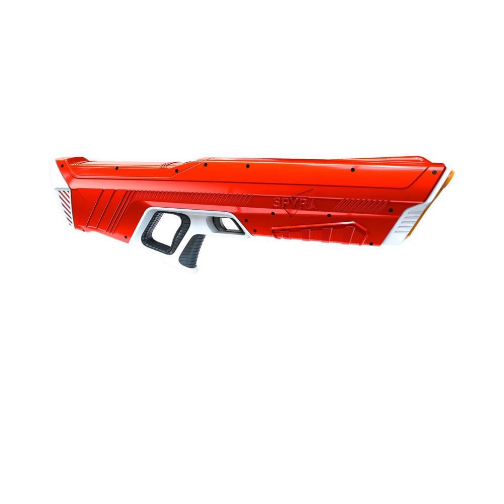 Spyra 'SpyraOne SINGLE' Wasserpistole, rot, 12 Meter effektive Reichweite, halbautomatische Wassergeschosse, kein Pumpen nötig, einfache und schnelle Befüllung, starker Akku, ab 14 Jahren Bild 1