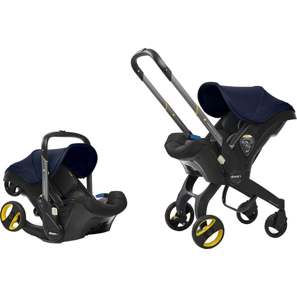 Doona 'Doona+' Babyschale 2019 Royal Blue, 0-13 kg (Gruppe 0+) Bild 1