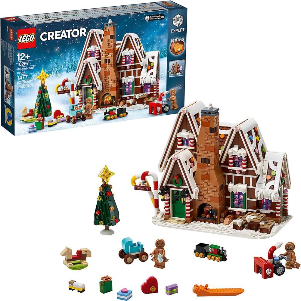 LEGO Creator - Lebkuchenhaus 10267 Bild 1