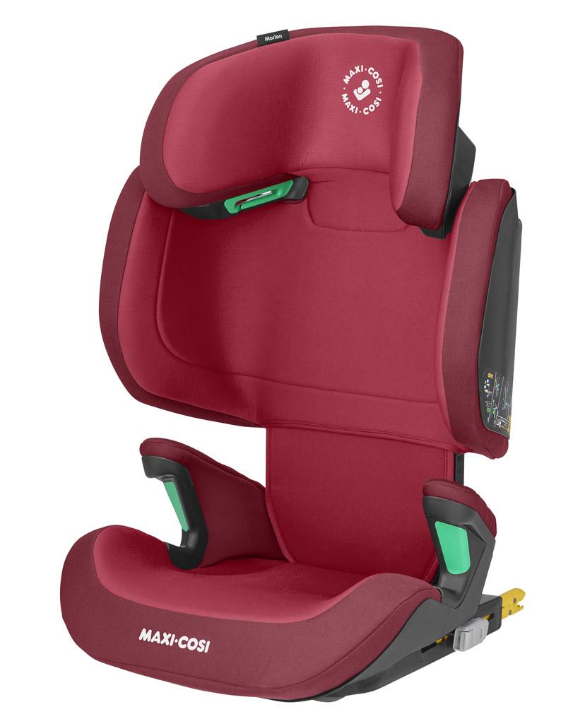Maxi-Cosi 'Morion i-Size' Autokindersitz 2020 Basic Red 15-36 kg (Gruppe 2/3) Isofix Bild 1