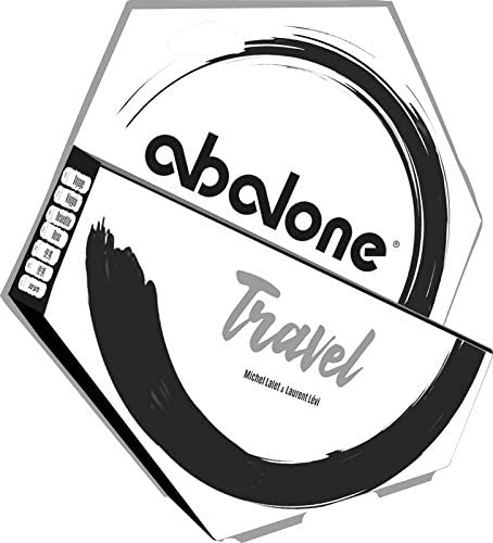 Asmodee ASMD0035 - Abalone Travel, redesigned (Spiel) Bild 1
