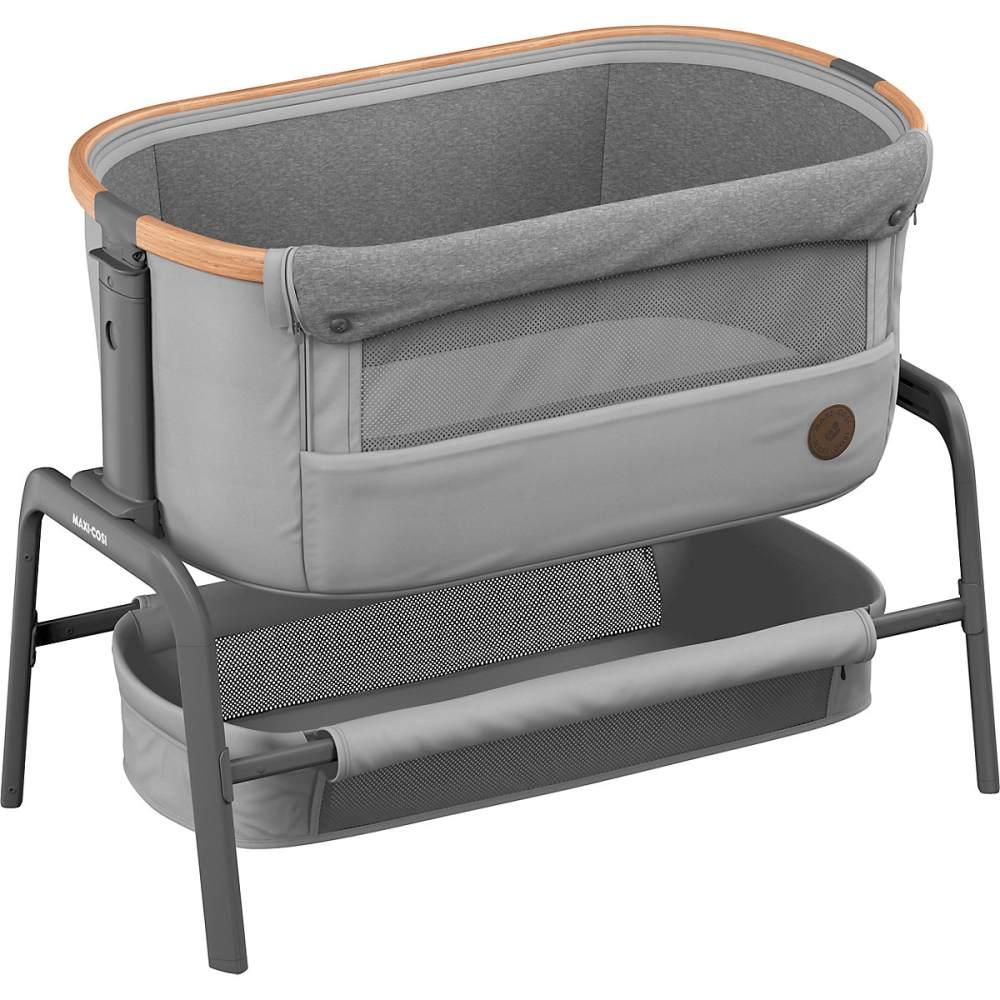 Maxi-Cosi Babybett/Beistellbett Iora, Essential Grey Bild 1
