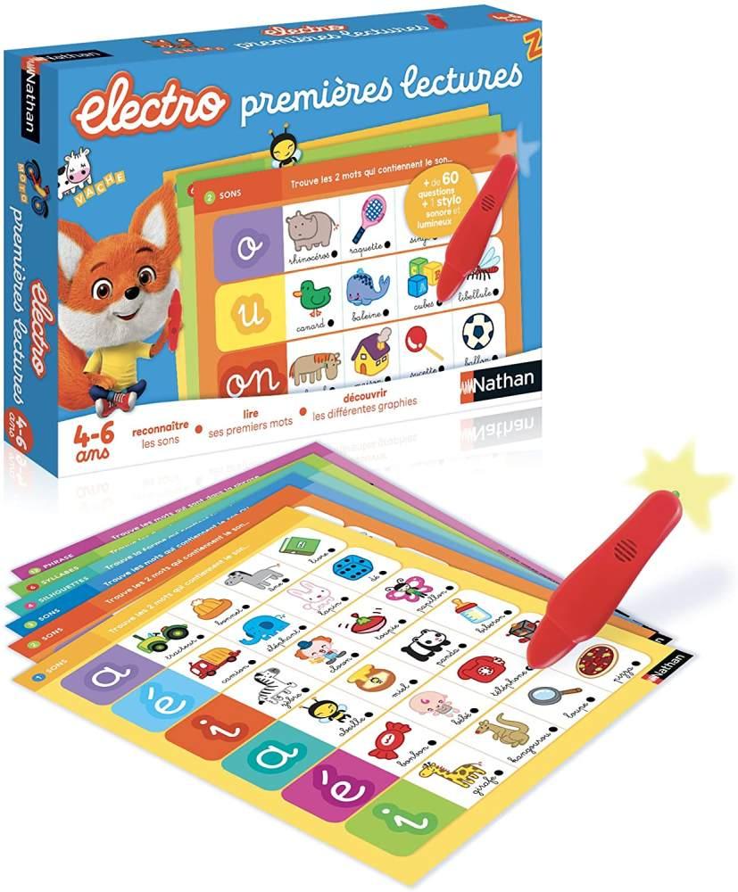 Nathan – Electro First Lectures – Elektronisches Lernspiel, selbstheilend Bild 1