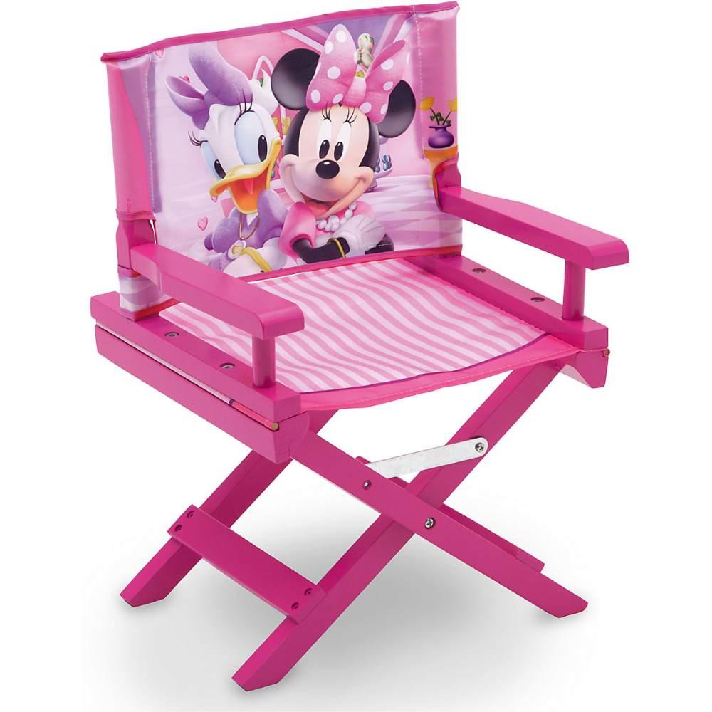 Disney Minnie Mouse Kinderklappstuhl pink Bild 1