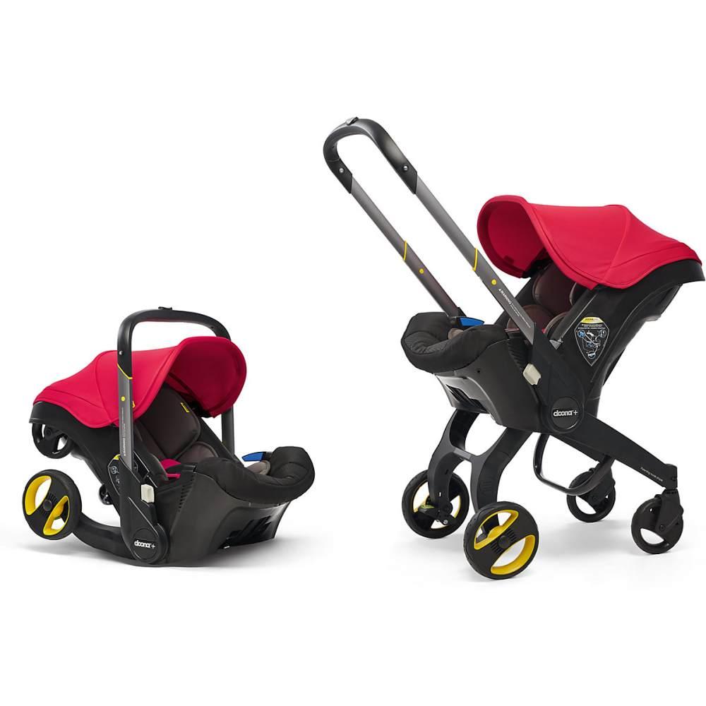 Doona 'Doona+' Babyschale 2019 Flame Red, 0-13 kg (Gruppe 0+) Bild 1