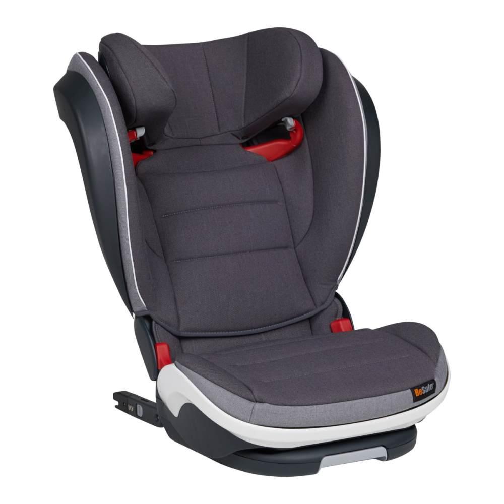 BeSafe Kindersitz iZi Flex S FIX Metallic Mélange Bild 1