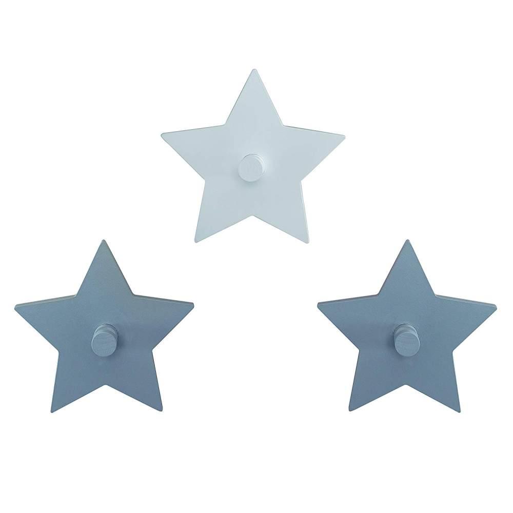 Roba 'Little Stars' 3-er Set Wandhaken Bild 1