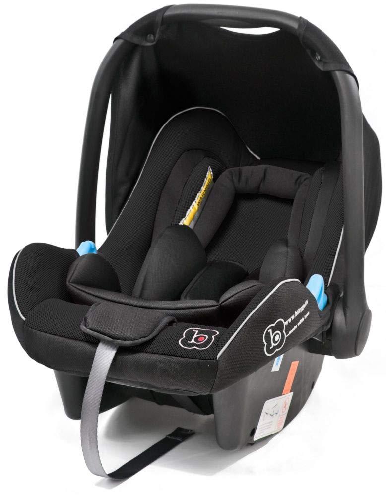BabyGO 'Travel XP' Babyschale in Schwarz, 0-13 kg (Gruppe 0+) Bild 1