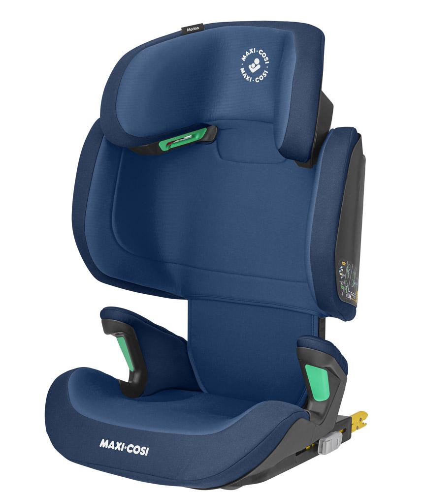 Maxi-Cosi 'Morion i-Size' Autokindersitz 2020 Basic Blue 15-36 kg (Gruppe 2/3) Isofix Bild 1