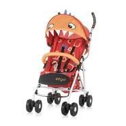 Chipolino 'Ergo' Kinderwagen rot