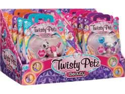 Spin Master Twisty Pets Makeup, 1 Figur, zufällige Auswahl, keine Vorauswahl möglich