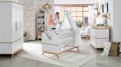 Schardt 'Vicky Oak' 2-tlg. Babyzimmer-Set