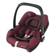 Maxi-Cosi 'Tinca i-Size' Babyschale 2020 Essential Red, 0-12 kg (45 bis 75 cm), mit Seitenaufprallschutz, inkl. Sonnenverdeck