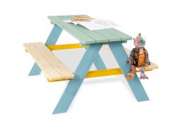 Pinolino 'Nicki für 4' Kindersitzgarnitur bunt
