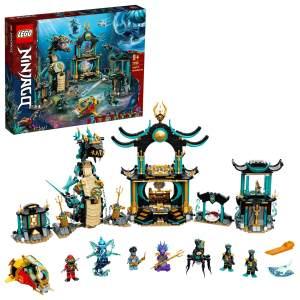 LEGO NINJAGO 71755 'Tempel des unendlichen Ozeans', 1060 Teile, ab 9 Jahren