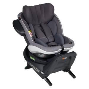 BeSafe Kindersitz iZi Twist i-Size Metallic Mélange