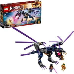 LEGO NINJAGO 71742 'Der Drache des Overlord', 372 Teile, ab 7 Jahren