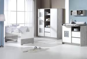 Schardt 'Eco Star' 2-tlg. Babyzimmer-Set