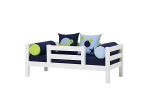 Hoppekids 'Premium' Einzelbett inkl. Absturzschutz und Rolllattenrost,70x160cm