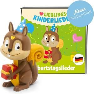 Tonies Lieblings-Kinderlieder 'Geburtstagslieder (Relaunch)' Hörfigur mit 60 Minuten Spielzeit, ab 3 Jahren