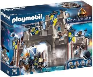 Playmobil Novelmore 70222 Spielturm, Actionfiguren-Spielset, 214 Teile, ab 5 Jahren