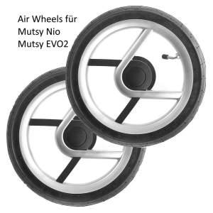 Mutsy Nio und EVO2 Lufräder Airwheels - NUR FÜR HINTEN