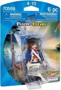 Playmobil 70559 'Königlicher Soldat', 6 Teile, ab 4 Jahren
