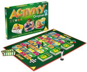 Piatnik 'Activity Original' Brettspiel, ab 12 Jahren, 3 - 16 Spieler, 60 min Spielzeit, Spiel der Spiele 2007