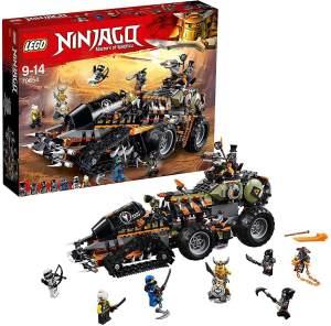 LEGO Ninjago 70654 'Drachen-Fänger', 1179 Teile, ab 9 Jahren