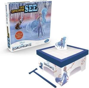 Hasbro 'Die Eiskönigin 2 - Der gefrorene See' Geschicklichkeitsspiel, ab 3 Jahren, 1-4 Spieler, mit Elsa und dem Wasser-Nokk, Frozen 2 (F0010100)